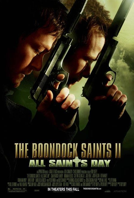La locandina di The Boondock Saints II: All Saints Day