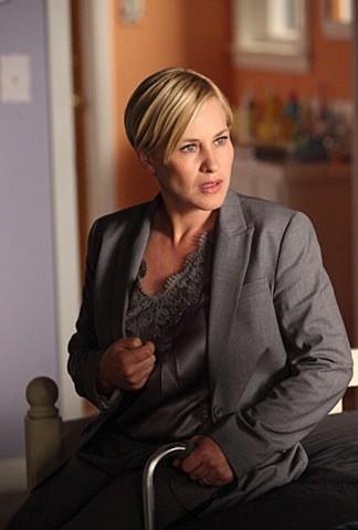 Medium: Patricia Arquette nell'episodio 'Who's That Girl', secondo episodio della sesta stagione.