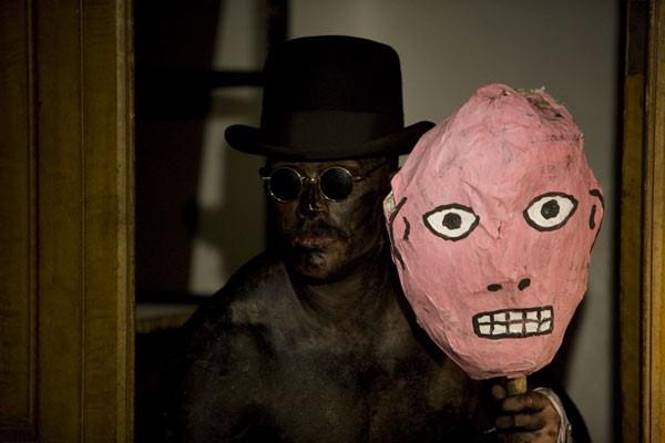Un'immagine del film Bronson