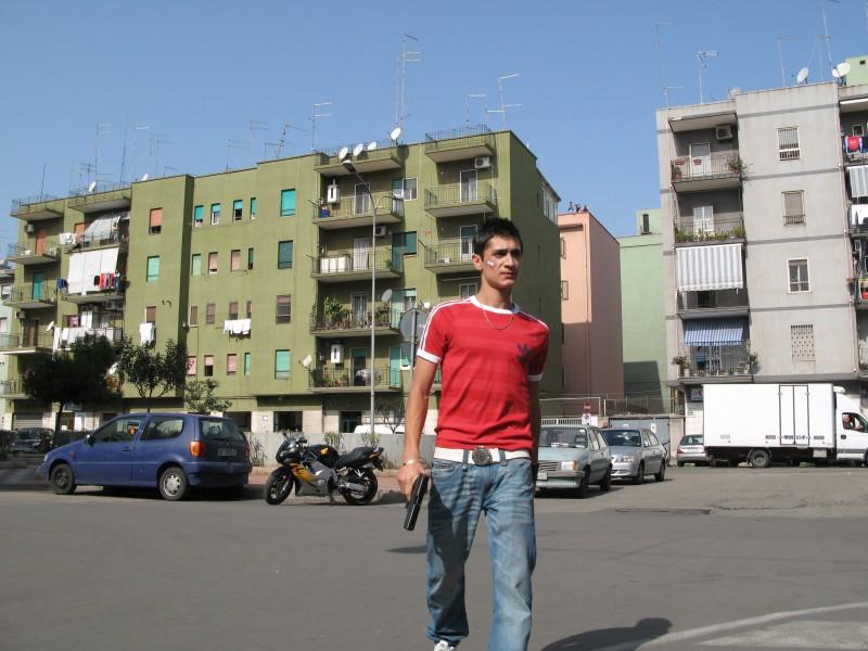 Giulio Beranek è il protagonista del film Marpiccolo
