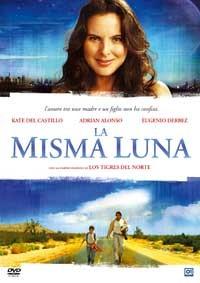 La copertina di La mista luna (dvd)
