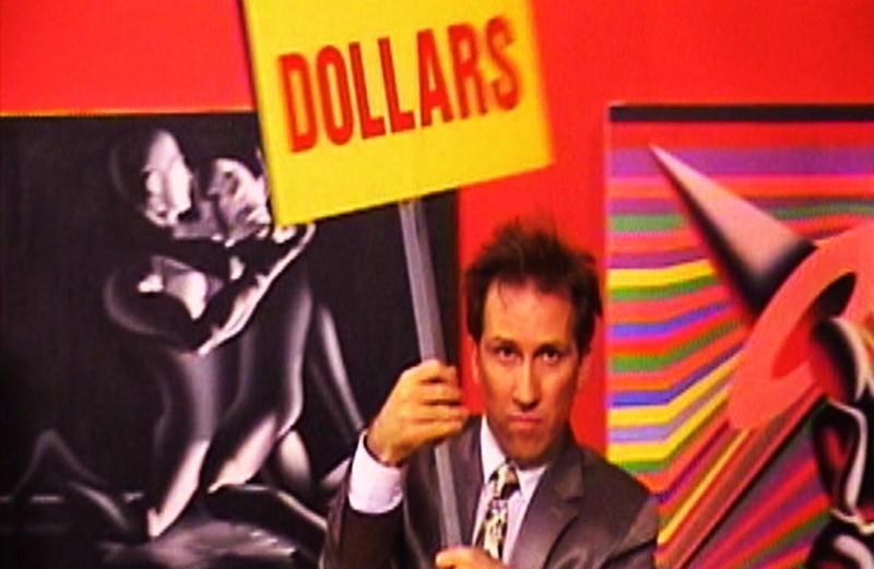 Mark Kostabi nel documentario Con Artist in cartellone al Festival di Roma nel 2009