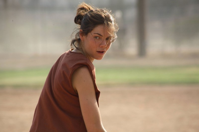 Michelle Monaghan in una scena del film Trucker