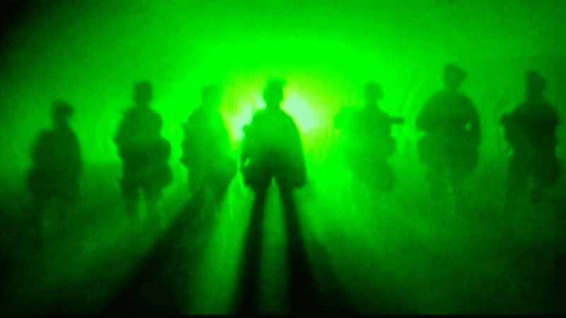 Una immagine del doc. Severe Clear, realizzato da Kristian Fraga e Mike Scotti