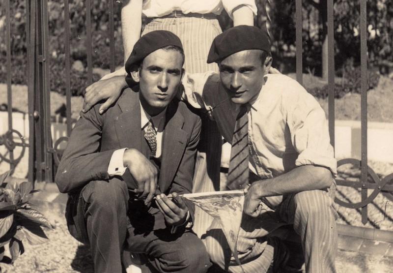 Una immagine del documentario Garbo, the Man Who Saved the World