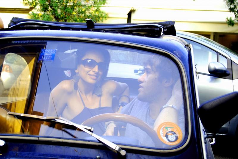 Una scena del documentario L'Italia del nostro scontento, in cartellone al Festival del Film di Roma