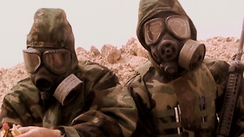 Una scena del documentario Severe Clear (2009) di Kristian Fraga e Mike Scotti