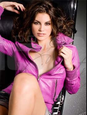 Francesca Fioretti in posa sexy