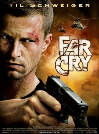 La locandina di Far Cry
