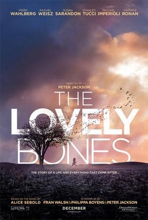 Nuovo manifesto di Amabili resti - The Lovely Bones