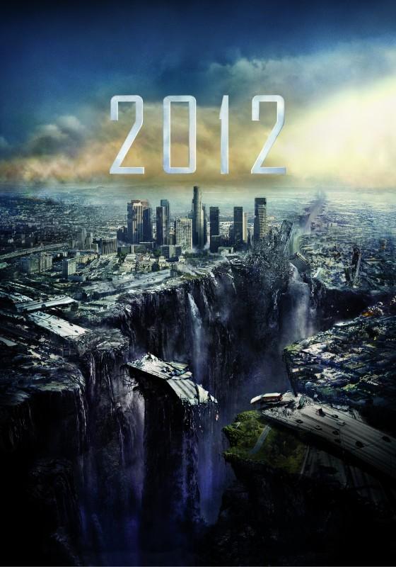 Immagine promo con Los Angeles per il disaster movie 2012