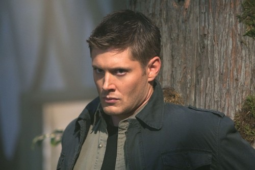 Jensen Ackles nell'episodio 'Fallen Angel' di Supernatural