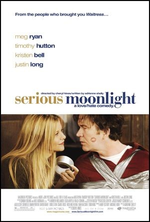 La locandina di Serious Moonlight