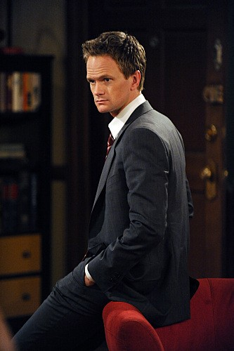 Neil Patrick Harris nell'episodio Robin 101 di How I Met Your Mother
