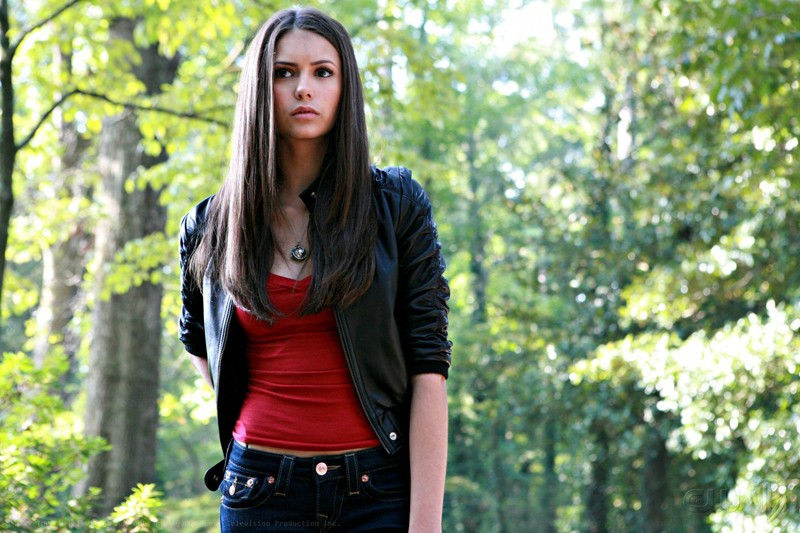 Nina Dobrev nell'episodio Lost Girls della serie tv The Vampire Diaries