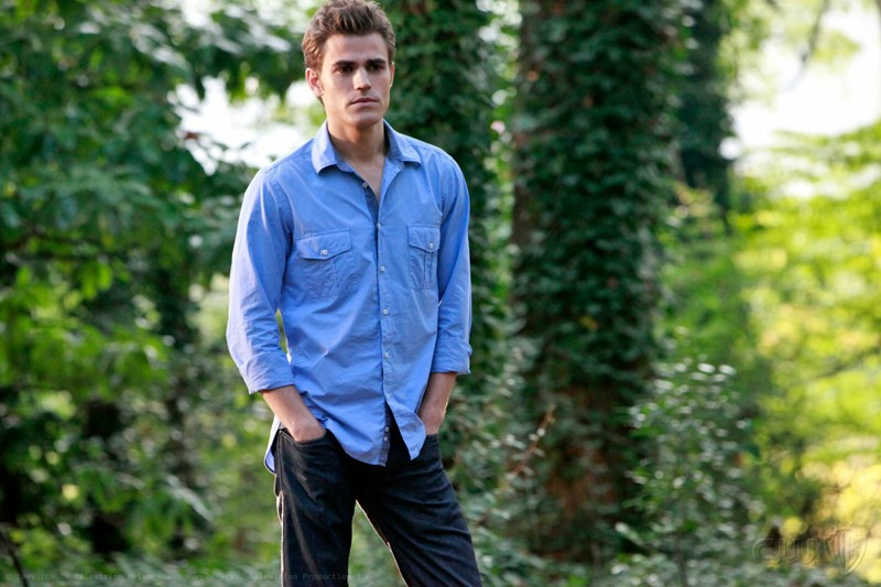 Paul Wesley nell'episodio Lost Girls della serie tv The Vampire Diaries