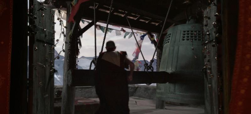 Un'immagine del catastrofico 2012 diretto da R. Emmerich
