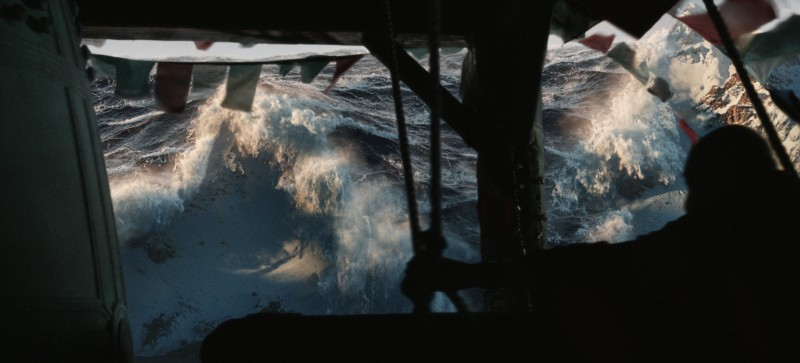 Una sequenza del catastrofico 2012 diretto da R. Emmerich