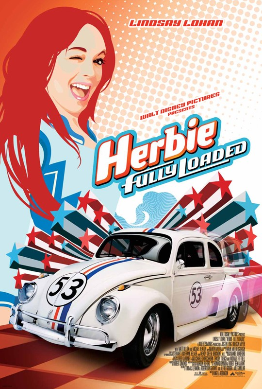 La locandina di Herbie: Fully Loaded