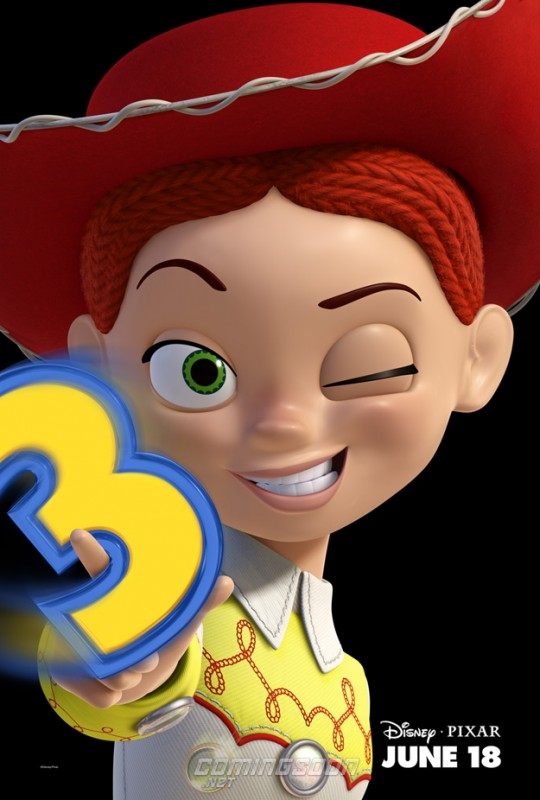 Character poster (2) per Toy Story 3