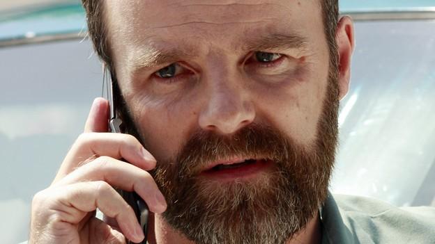 Brian F. O'Byrne nell'episodio 137 Sekunden di FlashForward