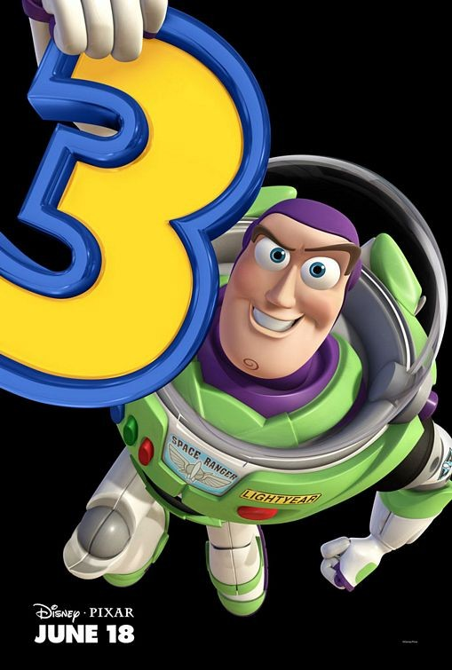 Character poster (4) per Toy Story 3
