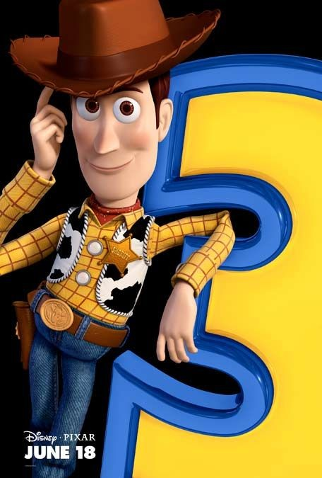 Character poster (5) per Toy Story 3