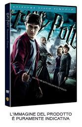 La copertina di Harry Potter e il principe mezzosangue (dvd)