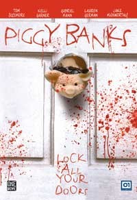 La copertina di Piggy Banks (dvd)