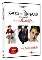 La copertina di Sacro e profano (dvd)