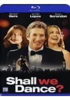 La copertina di Shall We Dance? (blu-ray)