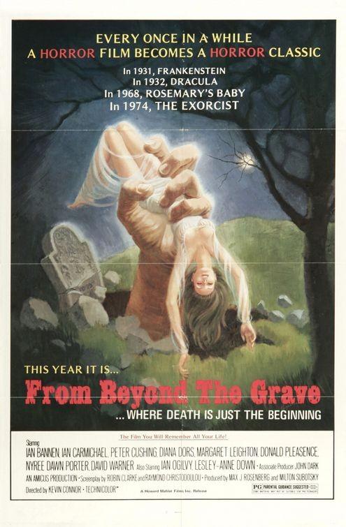 La locandina del film La bottega che vendeva la morte ( 1973 )