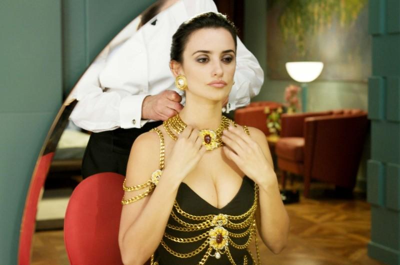 Penelope Cruz in un'immagine del film Gli abbracci spezzati di Pedro Almodovar