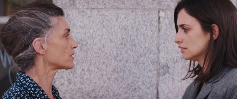 Penelope Cruz in una scena del film Gli abbracci spezzati