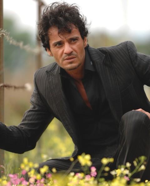 Un ritratto dell'attore Francesco Reda