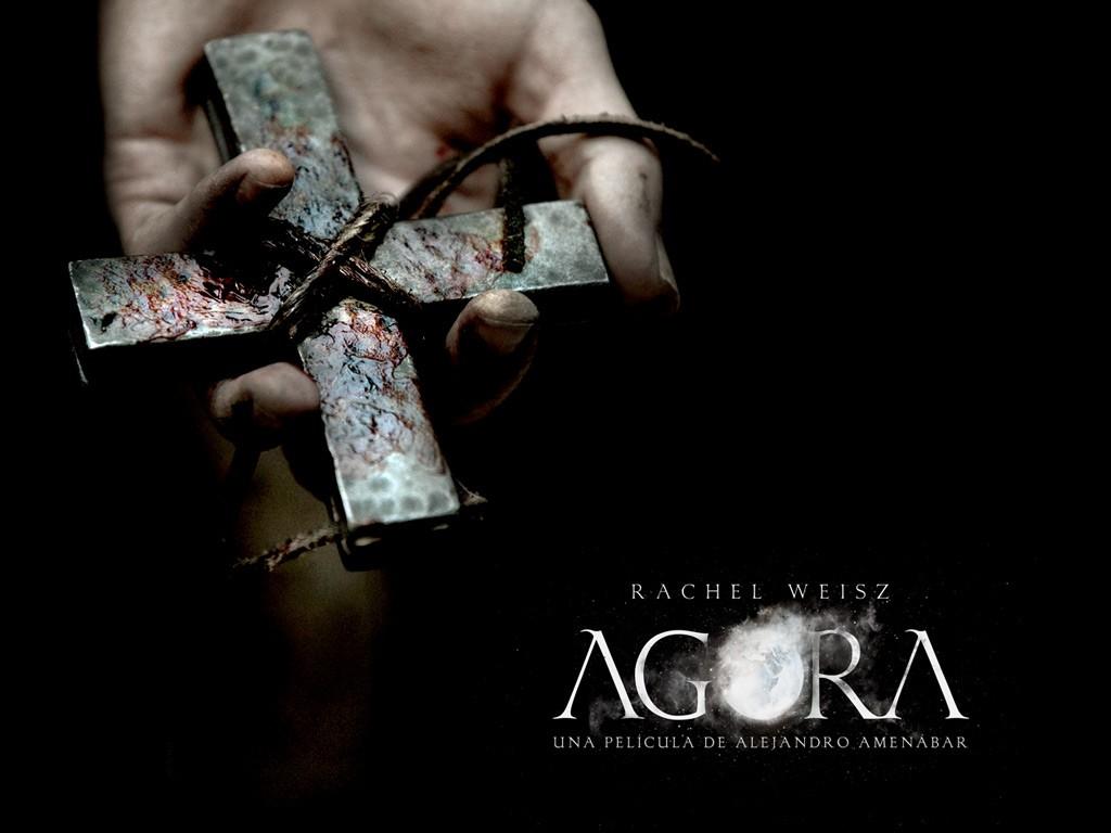 Un wallpaper di Agora, un film di Alejandro Amenábar