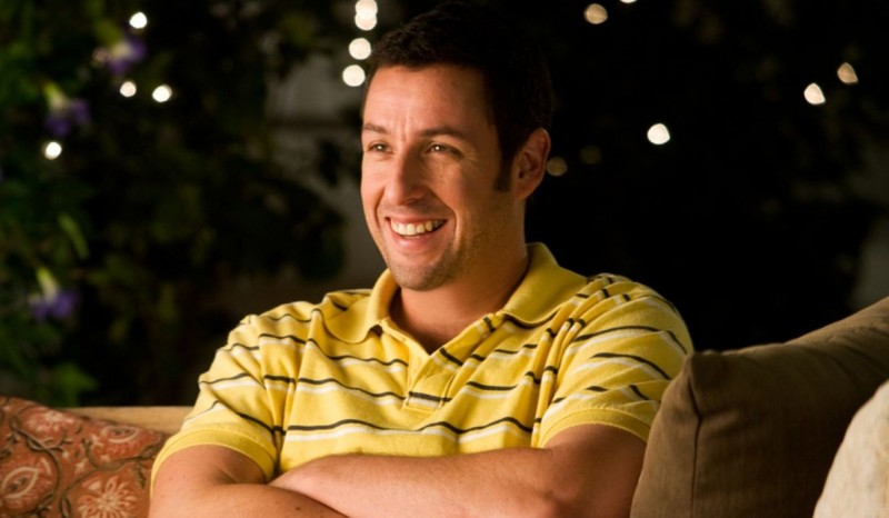 Adam Sandler è George Simmons nel film Funny People di Judd Apatow