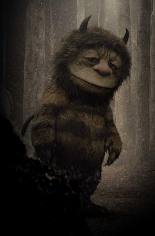 James Gandolfini presta la voce a Carol nel film Nel paese delle creature selvagge, diretto da Spike Jonze