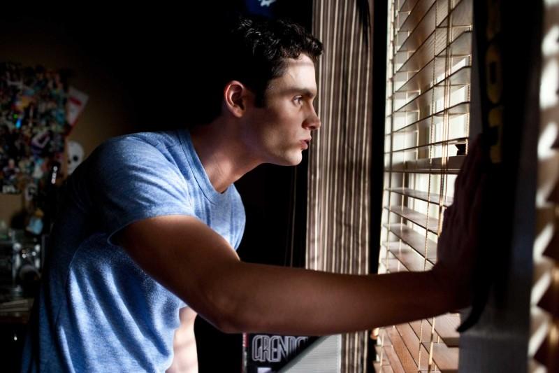 Penn Badgley è il protagonista del film The Stepfather