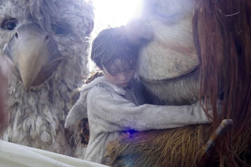 Una toccante immagine del film Nel paese delle creature selvagge di Spike Jonze