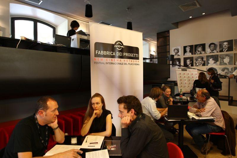 Festival del Film di Roma - La fabbrica dei progetti