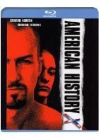 La copertina di American History X (blu-ray)