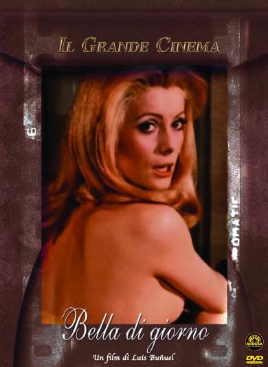 La copertina di Bella di giorno (dvd)