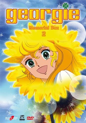 La copertina di Georgie - Box 2 (dvd)