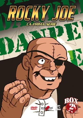 La copertina di Rocky Joe - Box 2 (dvd)