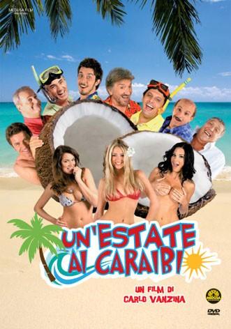 La copertina di Un'estate ai Caraibi (dvd)
