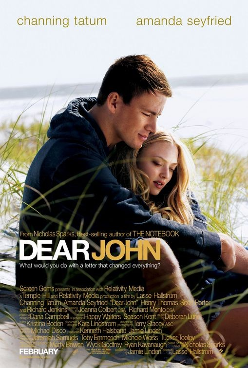 La locandina di Dear John