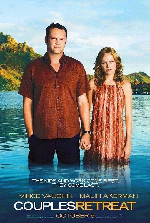 Character Poster (1) per L'isola delle coppie