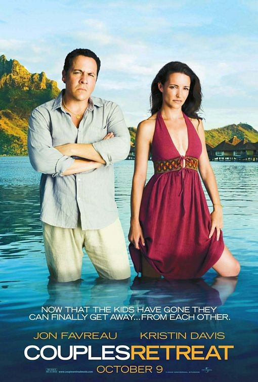 Character Poster (2) per L'isola delle coppie