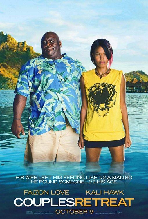 Character Poster (4) per L'isola delle coppie